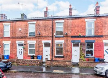 Thumbnail 2 bed terraced house for sale in Churchill Street, Heaton Norris, Stockport, Greater Manchester