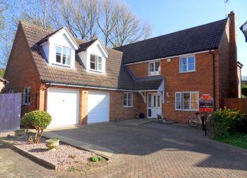 Thumbnail 5 bed detached house for sale in Canoustie Court, Sutton Bridge, Spalding, Lincolnshire