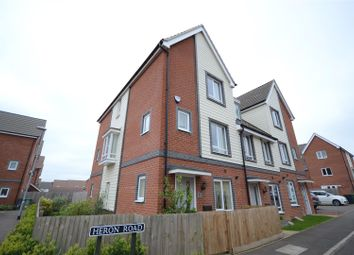 Thumbnail 4 bedroom town house for sale in Costessey, Norwich