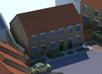 Thumbnail 2 bed end terrace house for sale in Wesley Court, Union Street, Market Rasen
