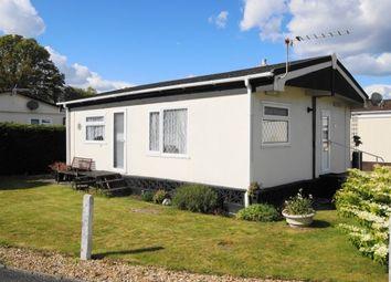 Thumbnail 2 bedroom detached house for sale in Gladelands Park, Ringwood Road, Ferndown