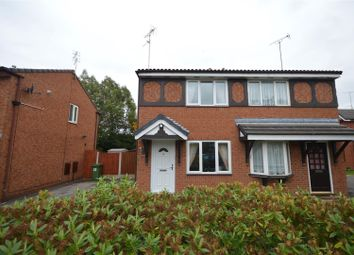 Thumbnail 2 bed semi-detached house to rent in Butterton Avenue, Upton, Wirral
