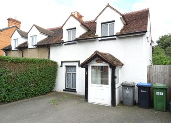 Thumbnail 3 bed semi-detached house for sale in Church Road, Addlestone