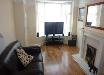 Thumbnail 2 bed terraced house to rent in Craigside Avenue, West Derby