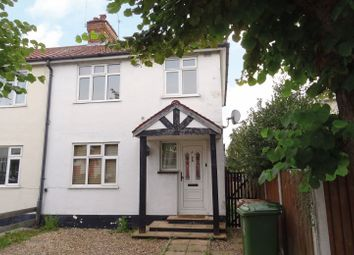 Thumbnail 3 bed semi-detached house for sale in 4 Osborne Road, Belvedere, Kent