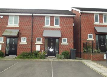 Thumbnail 3 bed town house to rent in Alderman Close, Beeston, Nottingham