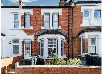 Thumbnail 3 bedroom terraced house for sale in Moffat Road, Palmers Green