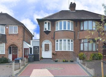 Thumbnail 3 bed semi-detached house for sale in Upper Meadow Road, Quinton, Birmingham