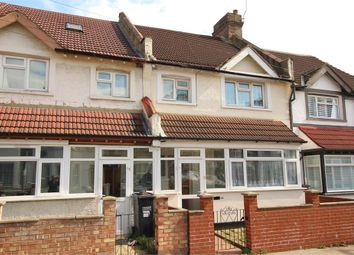 Thumbnail 3 bed terraced house to rent in Cassland Road, Thornton Heath, Surrey