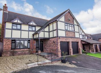 Thumbnail 5 bed detached house for sale in Y Bryn, Glan Conwy, Colwyn Bay