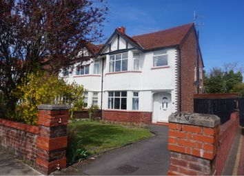 Thumbnail 4 bed semi-detached house for sale in Arundel Road, Southport