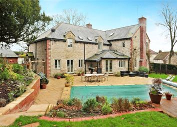 Thumbnail 5 bed detached house for sale in Norton Road, Sutton Veny, Warminster, Wiltshire