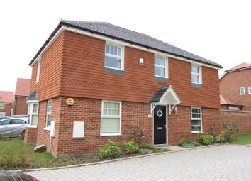 Thumbnail 4 bedroom end terrace house to rent in Walker Close, Castle Hill, Ebbsfleet Valley, Swanscombe