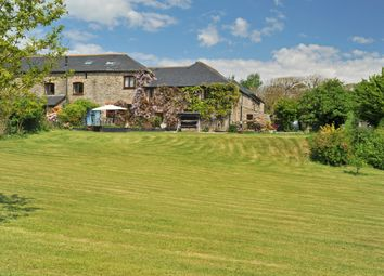 Thumbnail 4 bedroom barn conversion for sale in Combe Farm Barns, Aveton Gifford, Kingsbridge