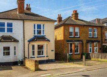 Thumbnail 3 bed semi-detached house for sale in Hersham Road, Hersham, Walton-On-Thames, Surrey