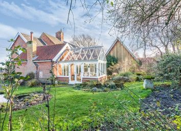 Thumbnail 3 bed semi-detached house for sale in Shipmeadow, Beccles, Suffolk