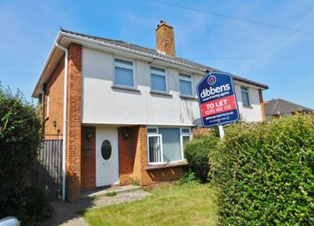 Thumbnail 3 bed semi-detached house to rent in Prideaux-Brune Avenue, Gosport