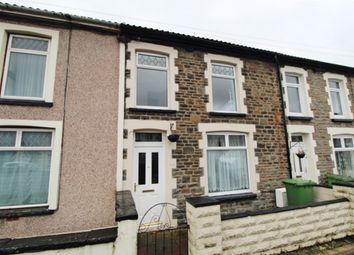 Thumbnail 3 bed terraced house for sale in Coedpenmaen Road, Trallwn, Pontypridd, Rhondda Cynon Taff