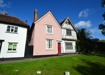 3 bed semi-detached house for sale in Callis Street, Clare, Suffolk CO10