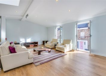 Thumbnail 3 bed mews house to rent in Royal Crescent Mews, London
