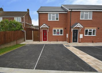 Thumbnail 2 bed end terrace house for sale in Balmoral Road, Borrowash, Derby