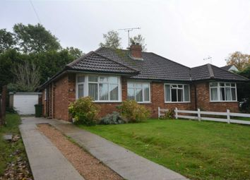 Thumbnail 2 bed bungalow to rent in Drayton Road, Bletchley, Milton Keynes