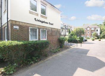 Thumbnail 1 bed flat for sale in Livingstone Court, Barnet