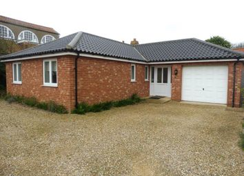 Thumbnail 3 bed detached bungalow for sale in Cliff Road, Overstrand, Cromer