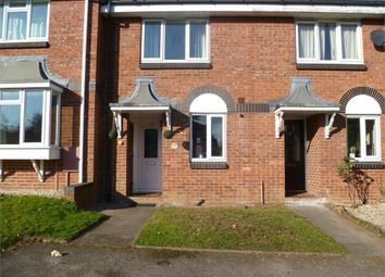 Thumbnail 2 bedroom terraced house for sale in Mallard Close, Riverside, Redditch