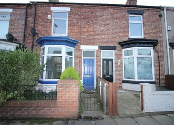 Thumbnail 2 bed terraced house to rent in Alexander Street, Darlington