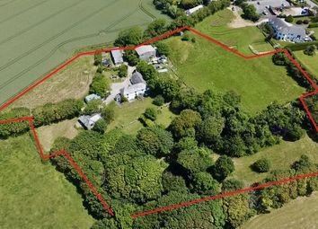 Thumbnail Detached house for sale in Pendoggett, St. Kew, Bodmin