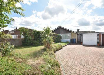 Thumbnail 2 bed semi-detached bungalow for sale in Head Lane, Great Cornard, Sudbury