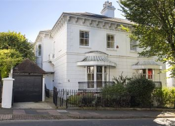 Thumbnail 5 bed semi-detached house for sale in Montpelier Villas, Brighton