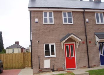 Thumbnail 2 bed town house to rent in Winston Churchill Close, Hessle, Hull, East Yorkshire