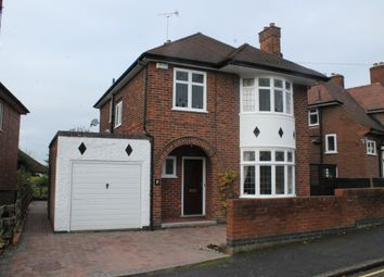 Thumbnail 3 bed detached house for sale in Oakwell Crescent, Ilkeston