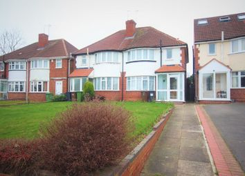 Thumbnail 3 bed semi-detached house to rent in Wagon Lane, Solihull