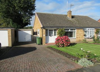 Thumbnail 2 bed detached bungalow for sale in Chantry Road, Northallerton