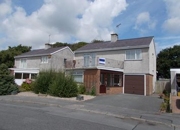 Thumbnail 4 bed detached house for sale in 6 Lon Ceredigion, Pwllheli