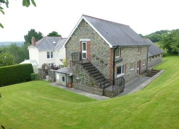 Thumbnail 3 bed detached house to rent in Bronwydd Road, Carmarthen, Carmarthenshire