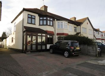 Thumbnail 3 bed semi-detached house for sale in Hazelwood Road, Enfield