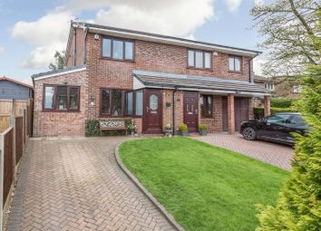 Thumbnail Semi-detached house to rent in Woodcroft, Shevington, Wigan