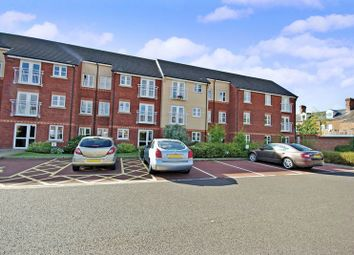 Thumbnail 2 bed flat for sale in Fairweather Court, Darlington