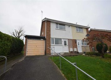 Thumbnail 2 bed semi-detached house for sale in The Chase, Kilburn, Belper