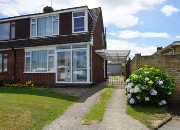 Thumbnail 3 bed semi-detached house for sale in Romsey Close, Rochester