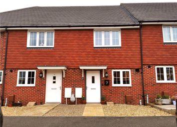 Thumbnail 2 bed terraced house for sale in Kelmscott Way, Bognor Regis, West Sussex
