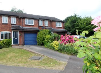 Thumbnail 3 bed terraced house for sale in Tamar Way, Wokingham