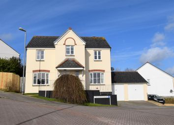 Thumbnail 4 bed detached house for sale in Trenoweth Road, Swanpool, Falmouth