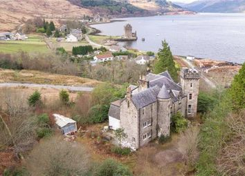 Thumbnail 4 bed detached house for sale in Craigard, Carrick Castle, Lochgoilhead, Argyll And Bute