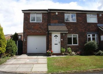 Thumbnail 3 bed semi-detached house for sale in Kiln Croft, Chorley, Lancashire