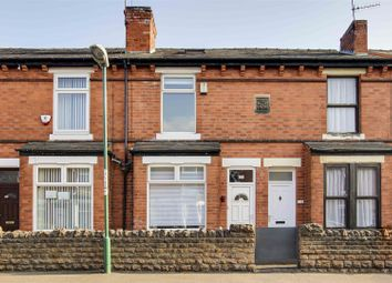 3 bed terraced house for sale in Logan Street, Bulwell, Nottinghamshire NG6